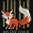 No fox given by fanfreak1