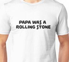 Rock Music Lyrics Unisex T-Shirt