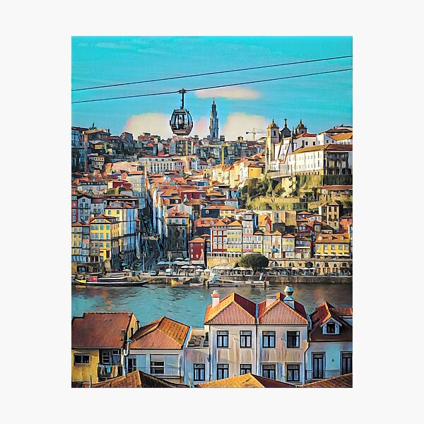 Rues de Porto Impression photo