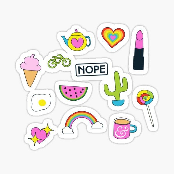 Awesome Sticker Set Sticker