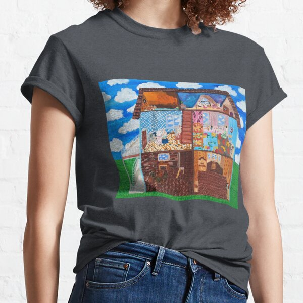 The Back of the House Classic T-Shirt
