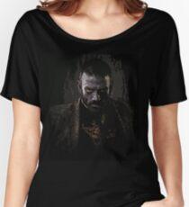 Murphy portrait - z nation Women's Relaxed Fit T-Shirt