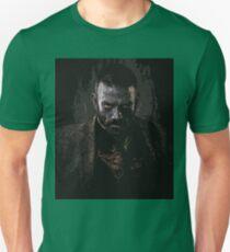 Murphy portrait - z nation Unisex T-Shirt