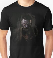 Murphy portrait - z nation T-Shirt