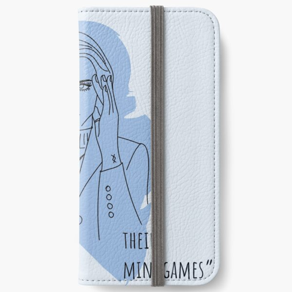 Recovering From Their Mind Games iPhone Wallet