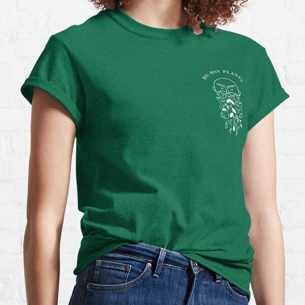 BigBoyPlants Signature (White) Classic T-Shirt