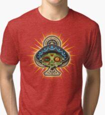 The Dead Kat Klub Tri-blend T-Shirt
