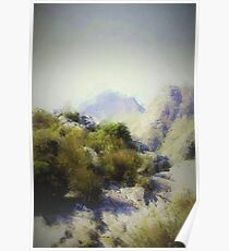 Top of the mountain Poster