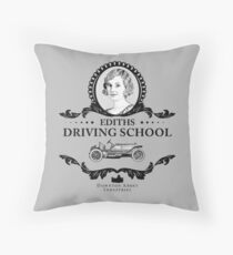 Lady Edith - Downton Abbey Industries Throw Pillow