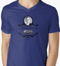 Robert Crawley - Downton Abbey Industries Men's V-Neck T-Shirt
