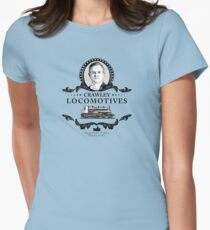 Robert Crawley - Downton Abbey Industries Womens Fitted T-Shirt