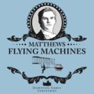 Matthew Crawley - Downton Abbey Industries  by Rob Stephens