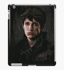 10k portrait - z nation iPad Case/Skin