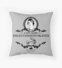 Lady Mary - Downton Abbey Industries Throw Pillow