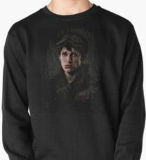10k portrait - z nation Pullover