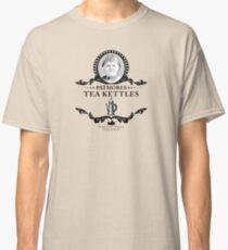 Patmores Tea Kettles - Downton Abbey Industries Classic T-Shirt