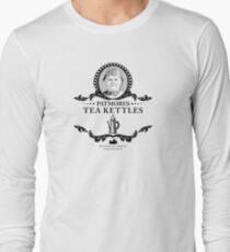 Patmores Tea Kettles - Downton Abbey Industries Long Sleeve T-Shirt
