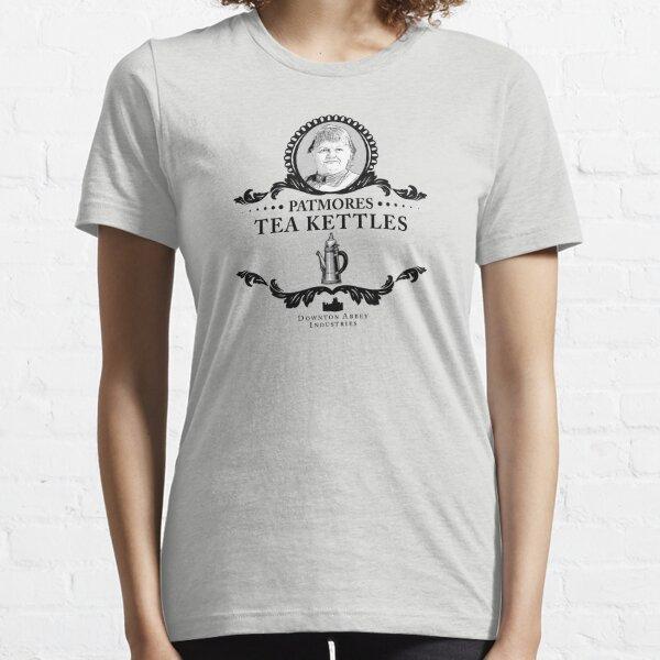Patmores Tea Kettles - Downton Abbey Industries Essential T-Shirt