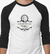 Annas Elbow Grease  - Downton Abbey Industries Men's Baseball ¾ T-Shirt