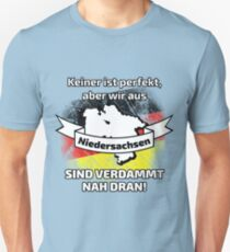 Perfekt Niedersachsen Unisex T-Shirt