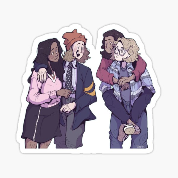 The Prom: Movie Meets Musical! Sticker