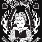 Lady Luck Tattoo Parlour by Rob Stephens