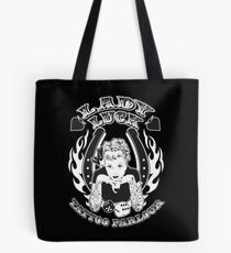 Lady Luck Tattoo Parlour Tote Bag