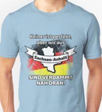 Perfekt Sachsen-Anhalt Unisex T-Shirt