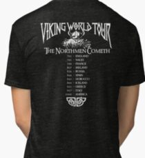 Viking World Tour Tri-blend T-Shirt