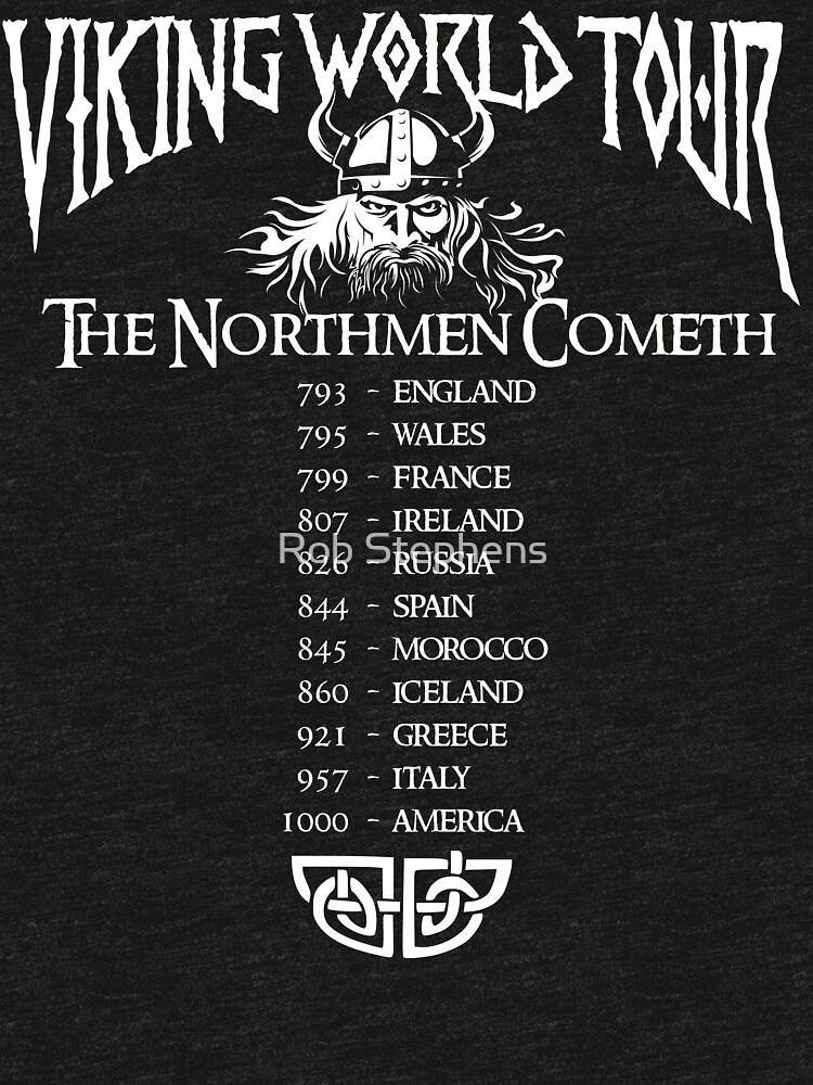 Viking World Tour by satansbrand