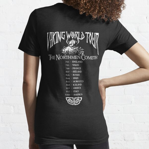 Viking World Tour Essential T-Shirt