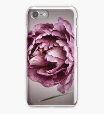 Peony Tulip iPhone Case/Skin