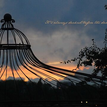 It's always darkest before the dawn by shyimg