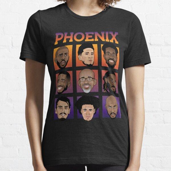Phoenix Roster 20-21 Sunset edition. Essential T-Shirt