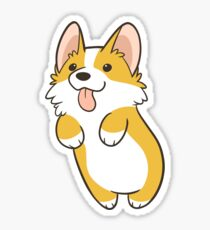Pembroke Corgi Sticker