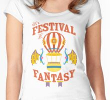 Festival Of Fantasy Women's Fitted Scoop T-Shirt
