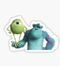 Mike Wazowski and Sulley Sticker