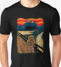 The Cookie Muncher  Unisex T-Shirt