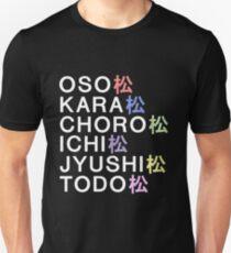 Osomatsu-san& T-Shirt