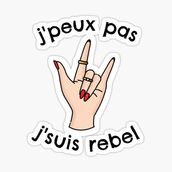 Ein rebell sprüche ich bin Wie du