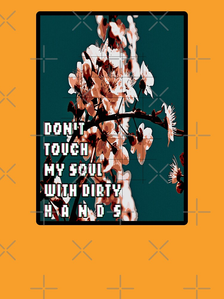 Cherry Blossom - Don't Touch My Soul With Dirty HANDS by RabbitLair