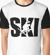 Ski Graphic T-Shirt