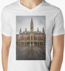 Vienna, Austria Men's V-Neck T-Shirt