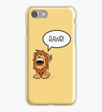 RAWR! iPhone Case/Skin