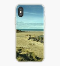 The pub on the beach  iPhone Case