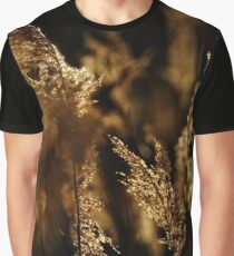 """""""Golden Reed"""" Graphic T-Shirt"""