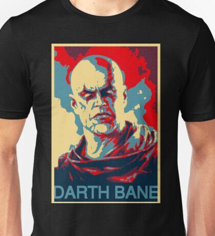Darth Bane- Obama Style Unisex T-Shirt
