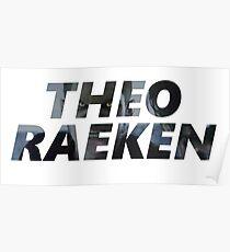 Teen Wolf Theo Raeken Poster