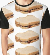 Peanut Butter n Jelly! Graphic T-Shirt