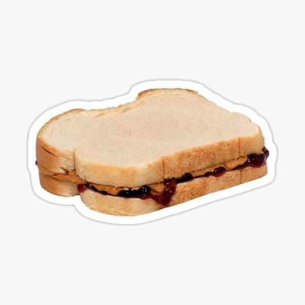 Peanut Butter n Jelly! Sticker